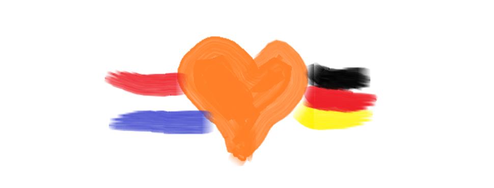 Flirten met Duitsers: wij Nederlanders vinden onze buren leuk