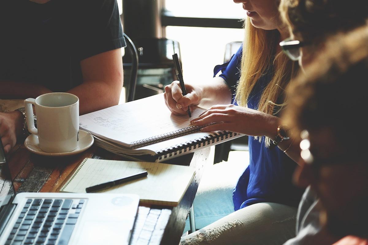 De startup scene – Incubators, accelerators en co-working spaces