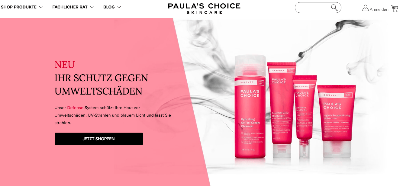 Paula's Choice extends its contract with FSG